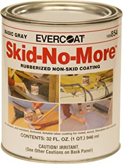 evercoat skid no more rubberized non skid coating