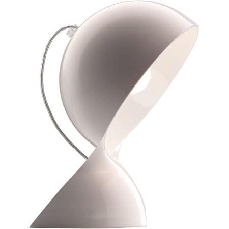 Artemide Dalu, Vetro, Bianco