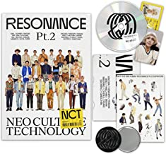 NCT 2020 Album - RESONANCE Pt.2 [ DEPARTURE ver. ] CD + Photobook + Folded Poster(On pack) + Sticker + ID Card + Photo Car...