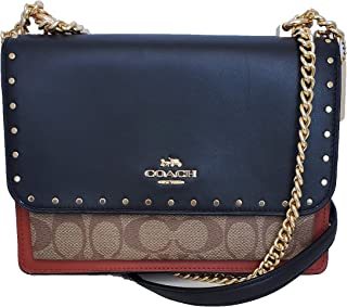 Coach Women's Klare Crossbody Shoulder Leather Handbag