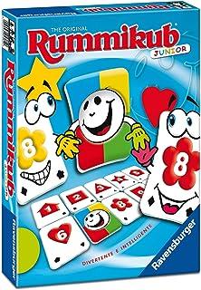 Ravensburger 22258–Rummikub Junior