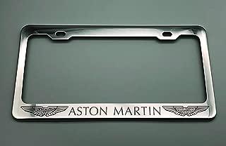 Aston Martin License Plate Frame (Zinc Metal)