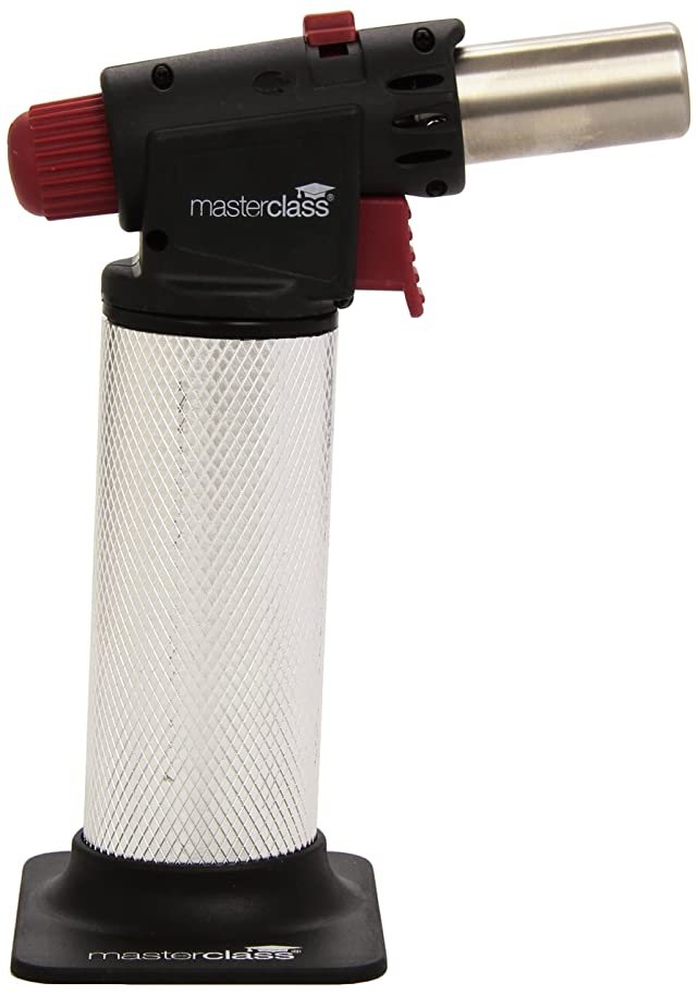 Kitchen Craft Master Class Deluxe Professional Cook's Blowtorch