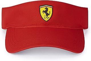 Ferrari Scuderia F1 Men's Italian Flag T-Shirt Black/Red (XL, Black)