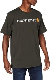 Carhartt Core Logo Workwear Short-Sleeve T-Shirt Homme
