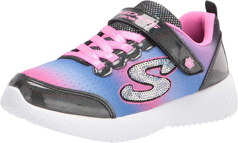 Skechers Kids Girl's Sport - Bobs Squad Spunky Steps 300019L (Little Kid/Big Kid)