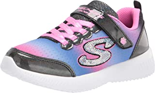 Skechers Bobs Squad-Spunky Steps, Zapatillas Niñas