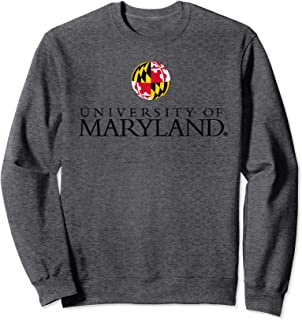 Maryland Terrapins TERPS Women's NCAA Sweatshirt PPMD08