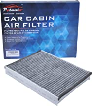 POTAUTO MAP 1043C (CF11920) Replacement Activated Carbon Car Cabin Air Filter for FORD, C-MAX, ESCAPE, Focus, Transit Connect, LINCOLN, MKC(Upgraded with Active Carbon)