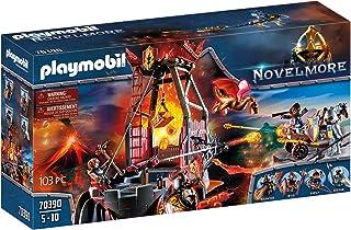 PLAYMOBIL Novelmore 70390 Kopalnia Wojowników Burnham, od 5 lat