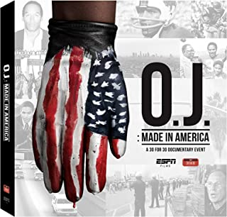 O.J.: Made in America (3-DVD + 2-BD) [Blu-ray]