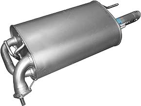 Walker 53377 Quiet-Flow Stainless Steel Muffler Assembly