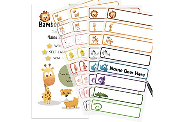 Best name stickers for cups | Amazon com