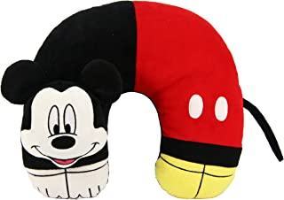 Disney Mickey Mouse 3D Character Travel Pillow 11