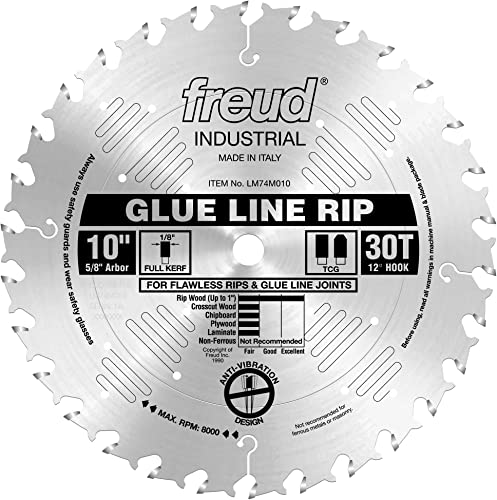 """2021 Freud 10"""" x 30T Glue discount Line Ripping Blade discount (LM74M010) online"""