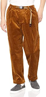 [グラミチ] ロングパンツ CORDUROY TUCK TAPERED PANTS メンズ