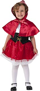 Rubie's Lil' Red Riding Hood Child's Costume, Small
