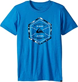 Quiksilver Kids - Octa Logo Shirt (Big Kids)