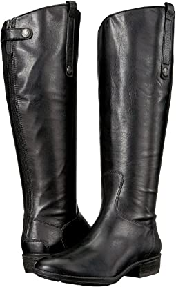 0322c90f8 Sam Edelman. Penny 2 Wide Calf Leather Riding Boot.  149.90. 4Rated 4  stars. Black