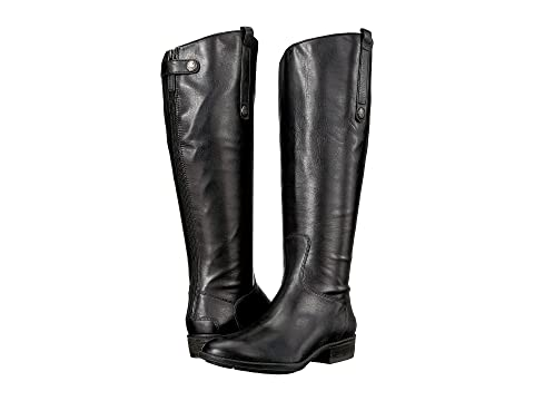 9e52e01f1 Sam Edelman Penny 2 Wide Calf Leather Riding Boot at Zappos.com