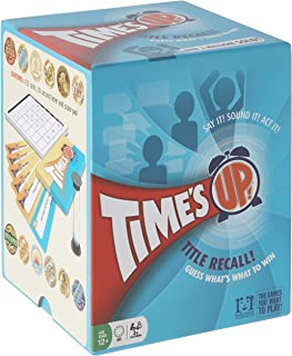 times up board game