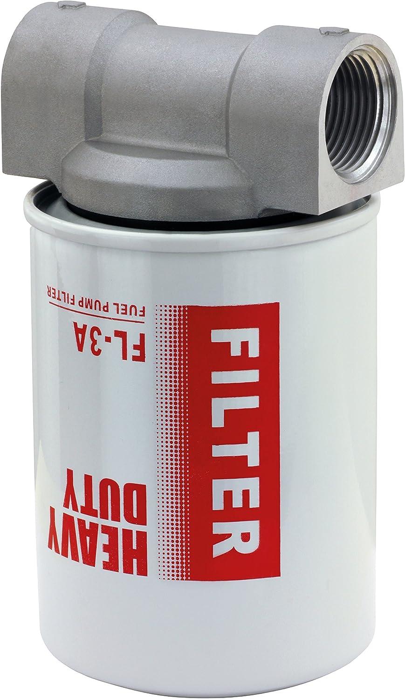 Blurea Diesel Filterkopf 2 X 1 Ig Ohne Dieselfilter Separat Hier Bestellbar Perfekter Kraftstofffilter Für Tankanlage Und Hof Tankstelle Auto