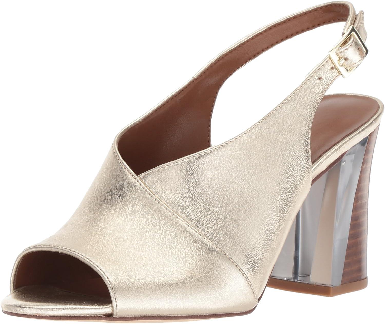 Nine West Womens Morenzo Heeled Sandal