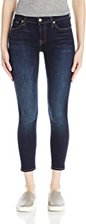 Women's Ankle Skinny Mid Rise Jeans