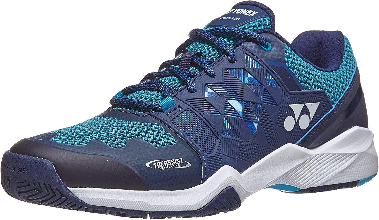 Yonex SONICAGE Wide shoes bluee Navy