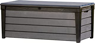Keter - Arcón exterior Brushwood WLF, Capacidad 454 litros