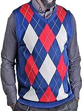 Best argyle sweater vest men Reviews