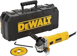 comprar comparacion Dewalt DWE4156KD-QS Mini-amoladora 115 mm 900W 11.800 rpm maletín disco diamante