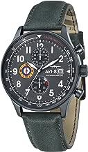 AVI-8 Analog Grey Dial Men's Watch-AV-4011-0D
