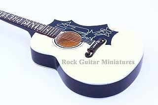RGM39 John Lennon The Beatles Guitarra en mi/ñatura