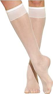 Silkies Women's Knee Highs 3 Pair Pack
