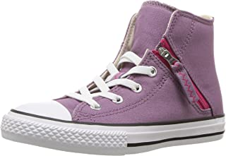 40dfb9c83e3d Converse Kids  Chuck Taylor All Star Pull-Zip High Top Sneaker