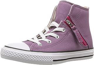 Kids' Chuck Taylor All Star Pull-Zip High Top Sneaker