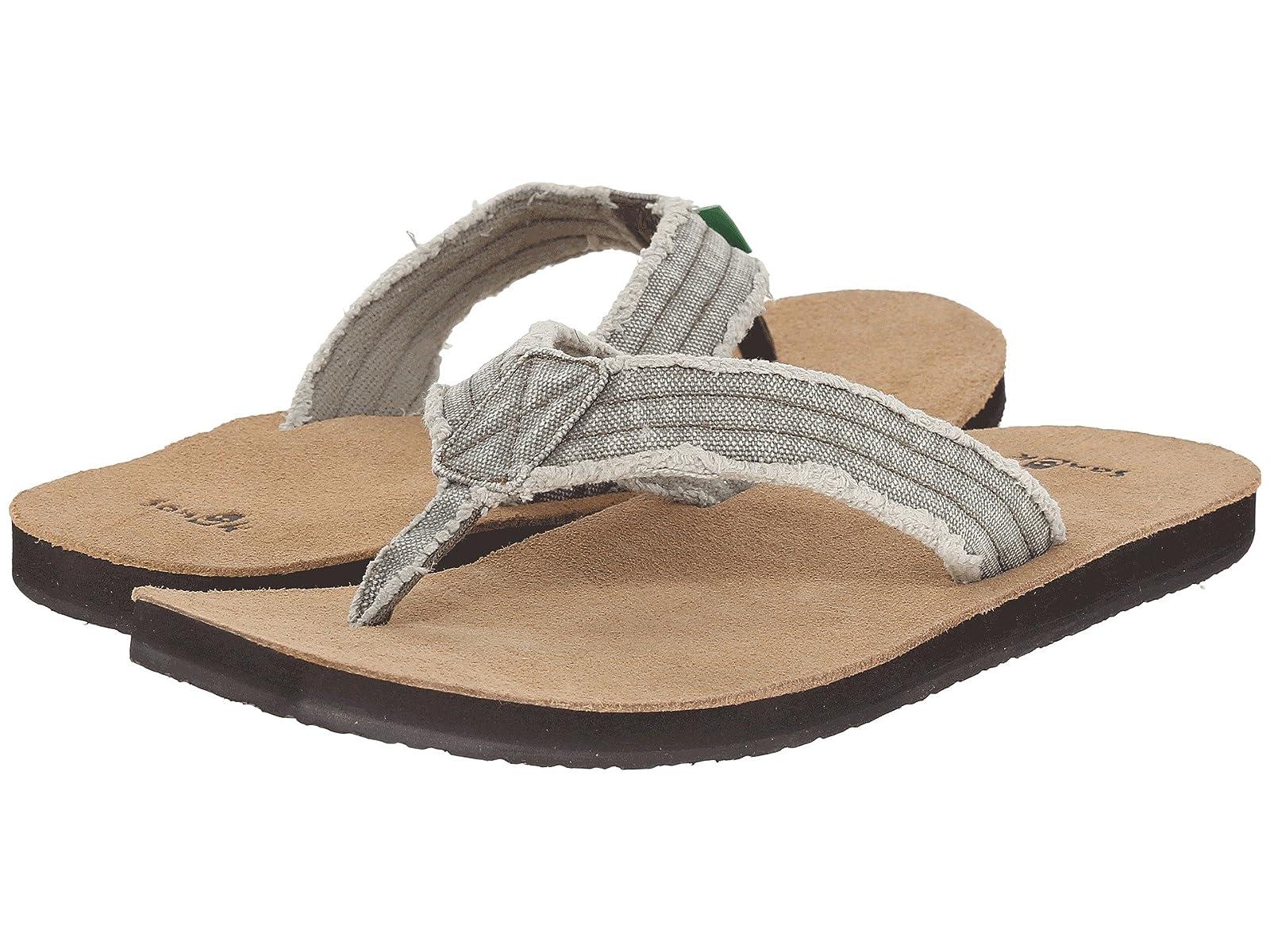 Sanuk Fraid NotAtmospheric grades have affordable shoes