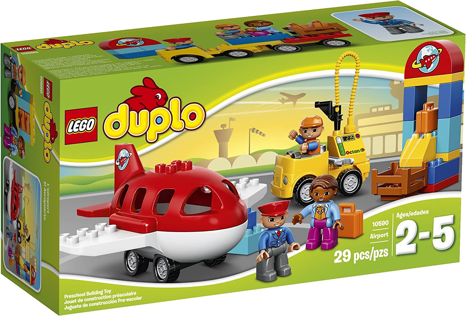 LEGO DUPLO Town Airport 10590