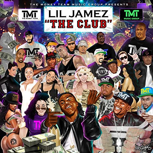 The Club By Lil Jamez On Amazon Music