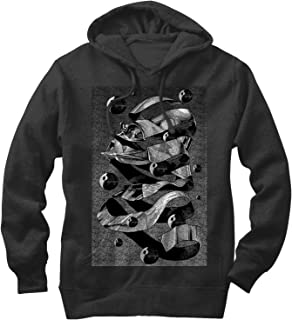 Star Wars Men's MC Darth Vader Hoodie