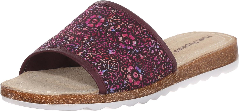 Hush Puppies Women's Panton Jade Flat Sandal