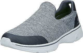 حذاء مشي بيرفورمانس جو من سكيتشرز للرجال لون رمادي مقاس 9 M US موديل 4-54174