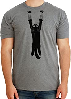 Soft & Comfortable Funky Cat T Shirt for Men Women - Perfect for Cat Lovers
