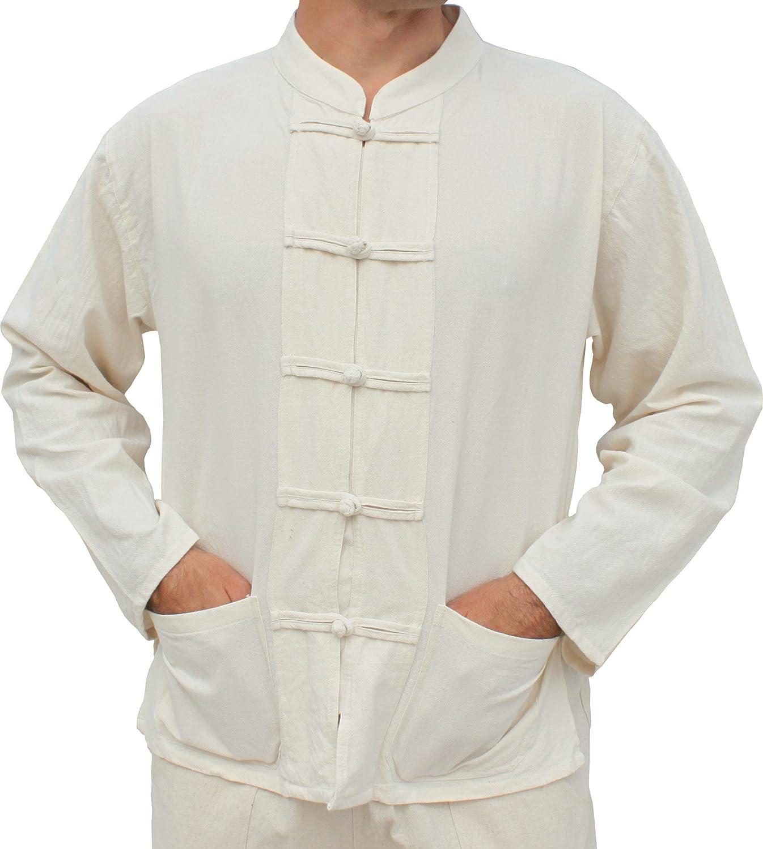 RaanPahMuang Award-winning store Light Textured Summer Cotton Sl Chinese Long Ranking TOP18 Collar