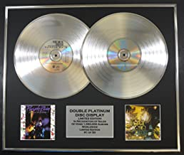platinum record plaque