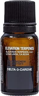 Elevation Terpenes 100% Delta-3-Carene Food Grade Terpene 10 Milliliters (Produced in the USA)