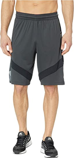 Dry Courtlines Shorts Print