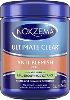 Noxzema Face Pads Anti Blemish 90 ct