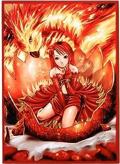 fire angel card sleeves